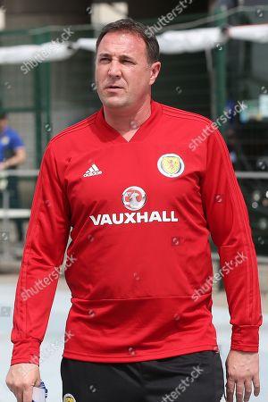 Scottish FA Performance Director, Malky Mackay during Togo Under-21 vs Scotland Under-21, Tournoi Maurice Revello Football at Stade de Lattre-de-Tassigny on 27th May 2018