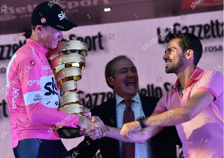 Editorial photo of Giro d'Italia 2018 - 21st stage, Rome, Italy - 27 May 2018
