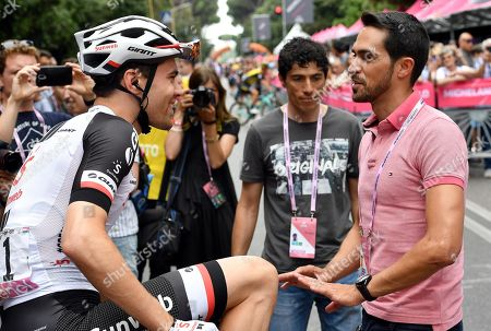 Editorial image of Giro d'Italia 2018 - 21st stage, Rome, Italy - 27 May 2018