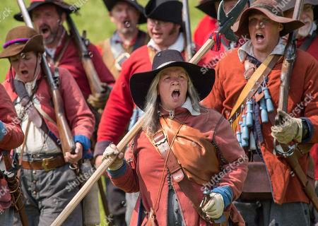 Siege of Bristol reenactment, Bristol