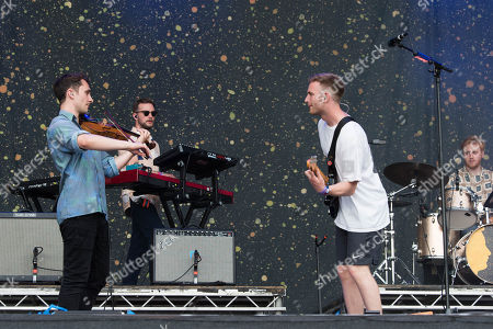 Editorial image of All Points East Music Festival, London, UK - 27 May 2018