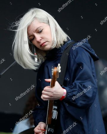 Molly Rankin of Alvvays performs at the Boston Calling Music Festival, in Allston, Mass