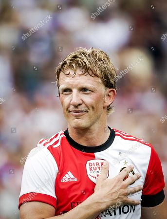 Editorial picture of Dirk Kuyt ends his professional playing career, Rotterdam, Netherlands - 27 May 2018