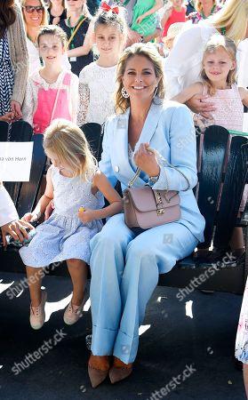Princess Leonore, Princess Madeleine