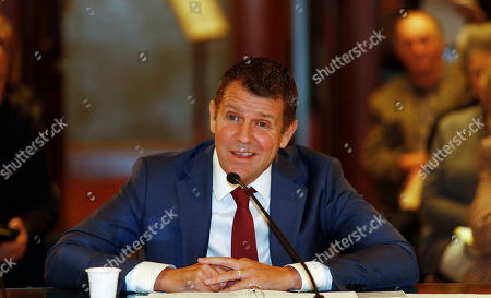 Stock Picture of Mike Baird