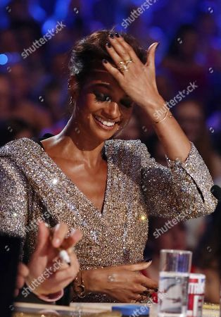 Stockfoton och stockbilder på Britains Got Talent TV show Episode 8 ...
