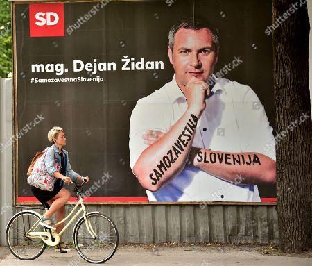 Stock Image of Dejan Zidan