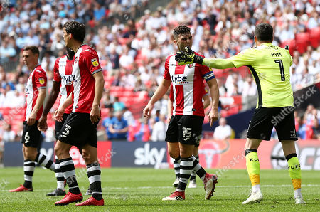 Editorial image of Coventry City v Exeter City, Sky Bet League Two Play-off Final, Wembley Stadium, London, UK - 28 May 2018