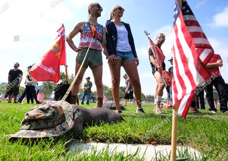Editorial picture of Memorial Day California, Los Angeles, USA - 28 May 2018