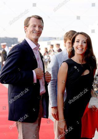 Princess Marie, Prince Joachim