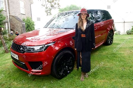 Editorial photo of 9th annual GQ Hay Festival dinner in association with Land Rover, Hay-on-Wye, UK - 28 May 2018