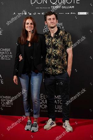 Melina Matthews and Raul Arevalo