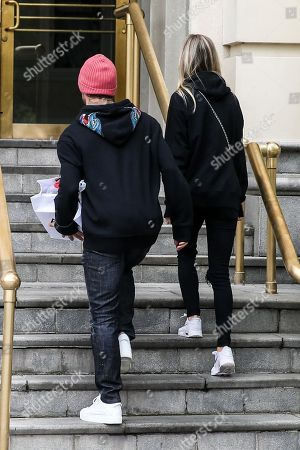 Stock Photo of Pato and Danielle Knudson