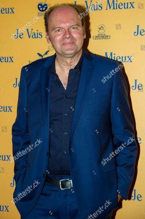Editorial picture of 'Je Vais Mieux' film premiere, Paris, France - 28 May 2018