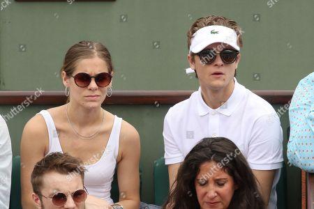 Rod Paradot and girlfriend Jade Legrand
