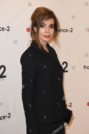 Editorial photo of Molieres Awards, Arrivals, Paris, France - 28 May 2018