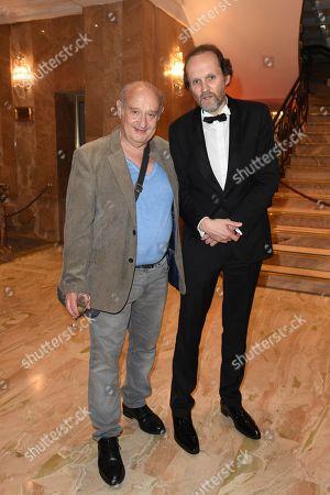 Michel Jonasz and Jean Marc Dumontel.