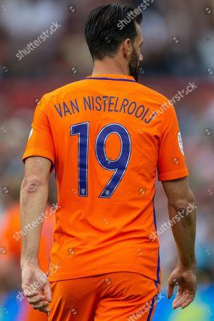 Ruud van Nistelrooy of Holland