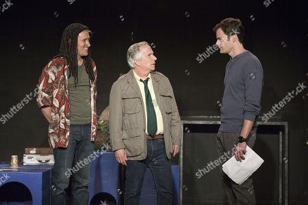 Tyler Jacob Moore, Henry Winkler, Bill Hader