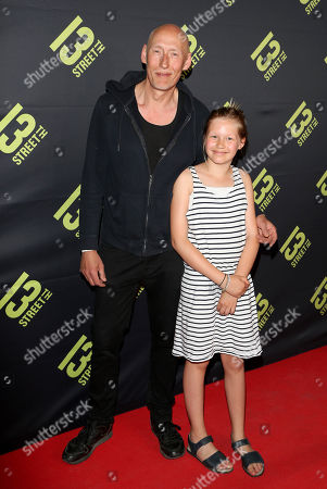 Detlef Bothe and Daughter
