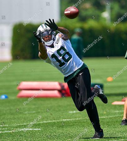 6be96a01cfa Florham Park, New Jersey, U.S. - New York Jets' wide receiver ArDarius  Stewart