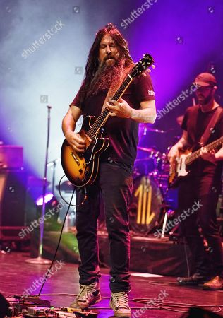 Stock Photo of Finger Eleven - Guitarist Rick Jackett
