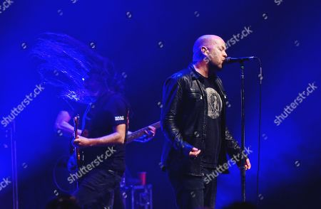 Finger Eleven - Rick Jackett and Scott Anderson