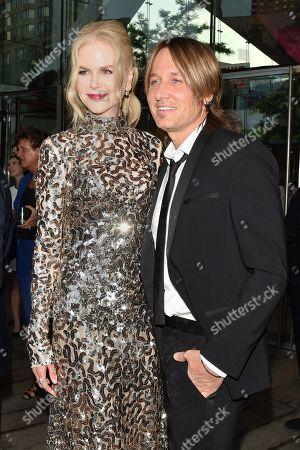 Stock Photo of Nicole Kidman and Keith Urban