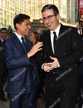 Editorial photo of American Songbook Gala, Arrivals, New York, USA - 29 May 2018