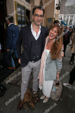 Editorial image of 'Tartuffe' play, Press Night, London, UK - 29 May 2018