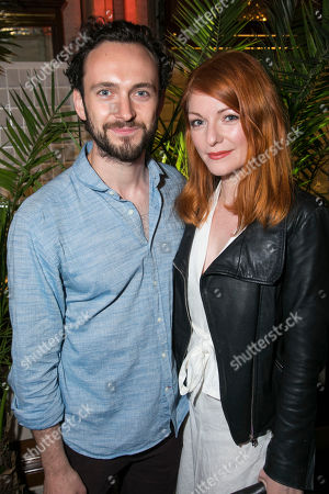 George Blagden (Damis) and Laura Pitt-Pulford