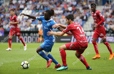 Editorial picture of Racing Genk v Zulte Waregem, Jupiler League, Ghent, Belgium - 27 May 2018