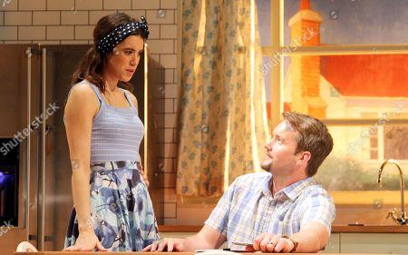 Gareth David-Lloyd as Walt and Gala Gordon as Barb