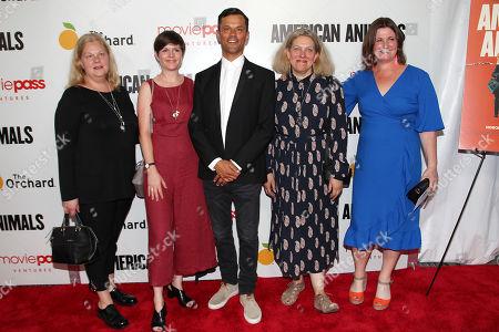 Derrin Schlesinger, Poppy Dixon, Dimitri Doganis, Mary Jane Skalski and Katherine Butler (Producers)
