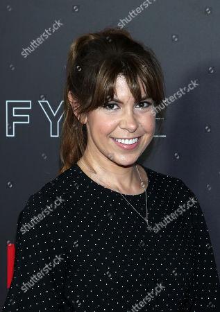 Stock Picture of Jessica Radloff