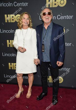 Jane Slagsvol, Jimmy Buffett. Musican Jimmy Buffett and wife Jane Slagsvol