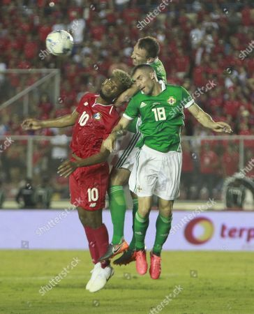 Editorial image of Panama vs. Northern Ireland, Panama City - 29 May 2018