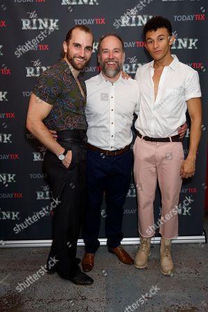 Editorial image of RINK press night at Southwark Playhouse, London, UK - 29 May 2018