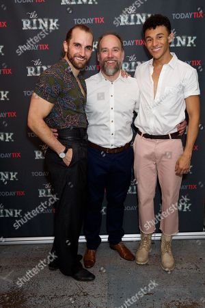 Editorial picture of RINK press night at Southwark Playhouse, London, UK - 29 May 2018