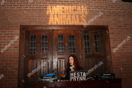 Editorial photo of The Orchard and MoviePass Ventures Present the Premiere of 'American Animals', After Party, New York, USA - 29 May 2018
