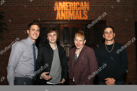 Editorial picture of The Orchard and MoviePass Ventures Present the Premiere of 'American Animals', After Party, New York, USA - 29 May 2018