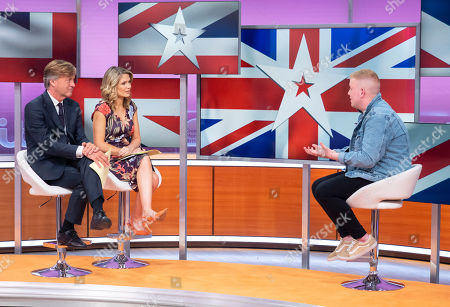 Editorial picture of 'Good Morning Britain' TV show, London, UK - 30 May 2018