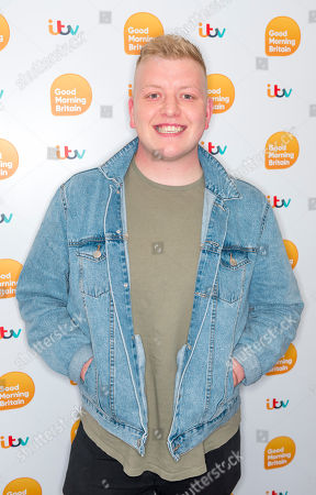 Editorial image of 'Good Morning Britain' TV show, London, UK - 30 May 2018