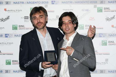 Valerio Attanasio, Guglielmo Poggi