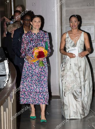 Crown Princess Victoria, Alice Bah Kuhnke, Swedish minister of Culture