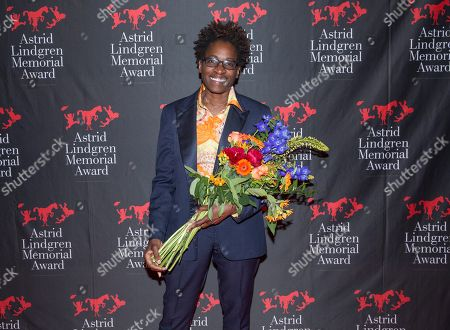 Jacqueline Woodson, laureate of the 2018 Astrid Lindgren Memorial Award (ALMA), Attendance at the presentation of the ALMA prize, Stockholm Concert Hall