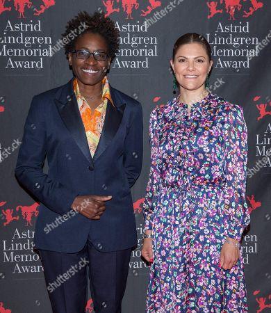 Editorial photo of Astrid Lindgren Memorial Award, Stockholm, Sweden - 28 May 2018