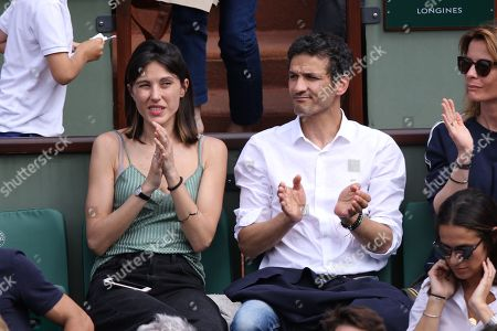 Editorial picture of French Open, Paris, France - 29 May 2018
