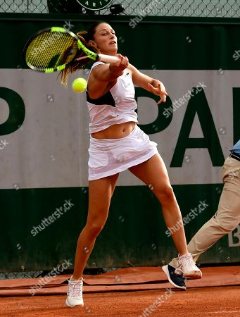 Editorial picture of French Open tennis tournament at Roland Garros, Paris, France - 30 May 2018