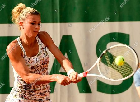Editorial photo of French Open tennis tournament at Roland Garros, Paris, France - 30 May 2018